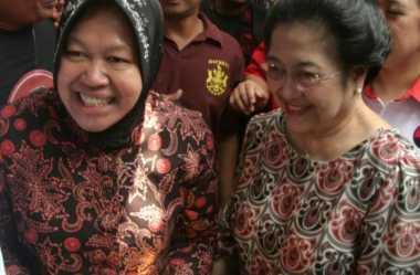 Masyarakat Surabaya Ingin Risma Selesaikan Masa Jabatannya