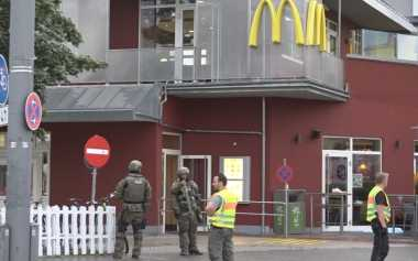 Pelaku Penembakan Munich Pancing Korban dengan Promo McD Gratis