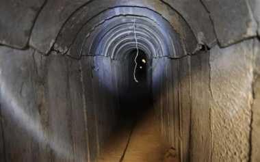 Hamas Jadikan Terowongan Gaza Objek Wisata