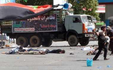 ISIS Klaim Bertanggung Jawab atas Ledakan Demonstrasi Kabul