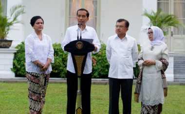 Golkar: Jangan Sampai Jadi Kabinet Reshuffle