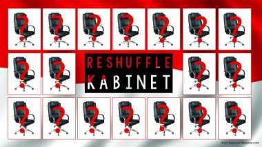 Terkait Reshuffle Jilid II, Golkar Beri Sinyal Siap Masuk Kabinet