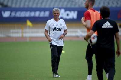 Mourinho Optimis dengan Deretan Penyerang Manchester United
