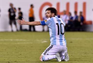 Hot Soccer: Messi Tetap yang Terbaik meski Ronaldo Meraih Banyak Gelar