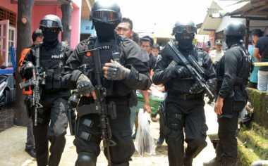 Diduga Terlibat Bom Mapolresta Solo, Densus 88 Tangkap Tiga Warga