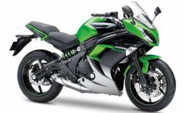 Varian Terbaru Kawasaki Ninja 650 dan ER6 N Meluncur di India