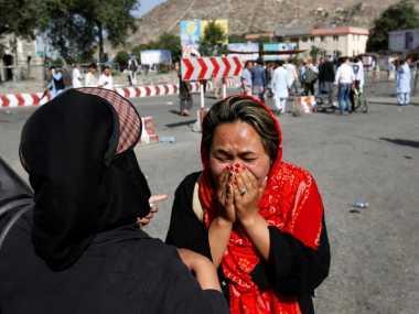 Korban Meninggal dalam Demonstrasi Kabul Tembus 80 Orang