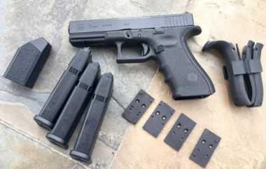 Polisi Selidiki Asal Pistol Pelaku Penembakan Munich