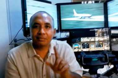 Pilot MH370 Latihan Terbang Bunuh Diri, Sebelum Hilang Misterius