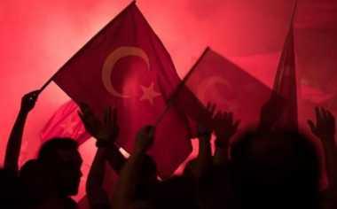 Pasca-Kudeta Militer, Turki Tahan 62 Anak-Anak