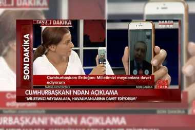 Video Call dengan Erdogan, HP Wartawan Turki Ditawar Rp3,4 Miliar