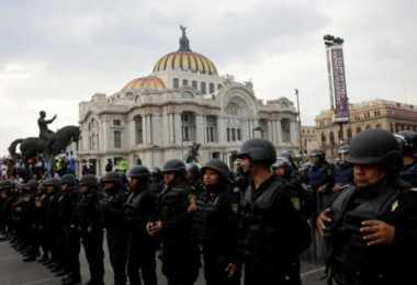 Bentrokan Berdarah di Meksiko, Lima Tewas dan 12 Terluka