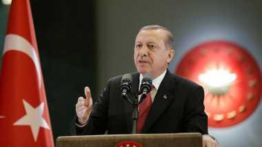 Erdogan Keluarkan Dekrit, Ribuan Sekolah dan Lembaga Amal Turki Ditutup