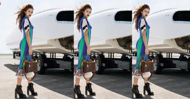 TOP FASHION 10: Rahasia Kecantikan Rambut Selena Gomez saat Konser