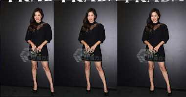Hadiri Event Fesyen Prada, Song Hye Kyo Tampil Cantik