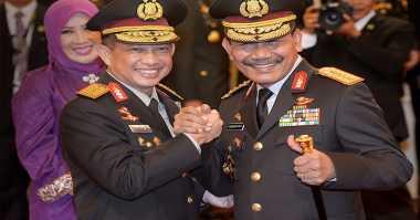 Kapolri Tito Dinilai Lakukan Mutasi Perwira dengan Gaya Lama
