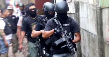 Pemberantasan Teroris Adalah Kewenangan Polri