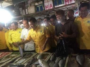 Cerita Setya Novanto Berdialog dengan Nelayan dan Pedagang di Bali
