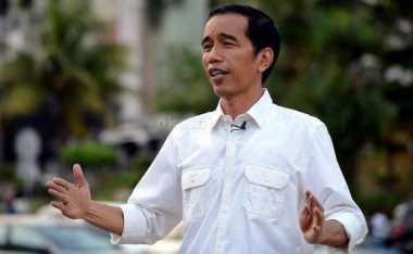 Jokowi Hadiri Silatnas Para Pendukungnya
