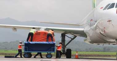 Kabut Tebal Ganggu Penerbangan di Bandara Kendari
