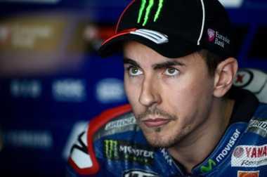 Lorenzo Alami Kesulitan dengan Ban Michelin