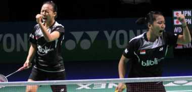 Della/Rosyita Sukses Sabet Gelar Perdana di Vietnam Open 2016
