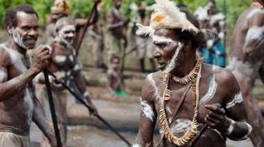 Ada Mumi di Festival Lembah Baliem Papua