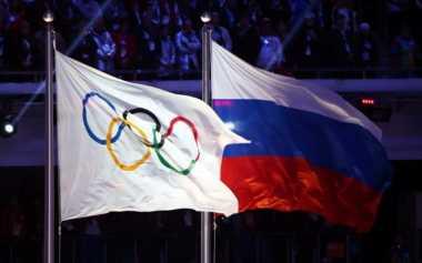 Atlet Rusia Hanya Punya Peluang 1% Ikut Olimpiade