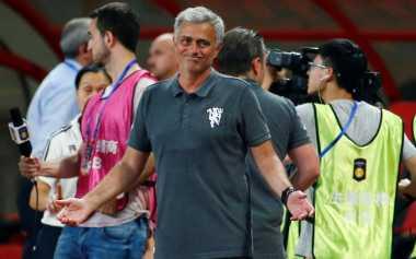 Bersama Mourinho, Man United Pede Kembali ke Masa Kejayaan