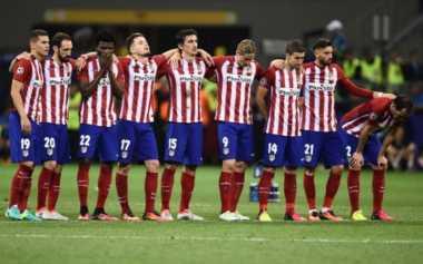 Atletico Memiliki Lini Serang Paling Menakutkan