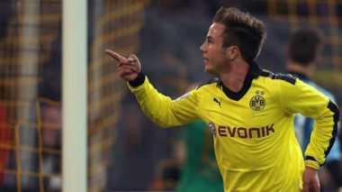 Dortmund Bakal Bikin Gotze Kembali Bersinar
