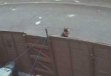 Pencuri Kambuhan Tertangkap Karena Pola Botak di Kepala