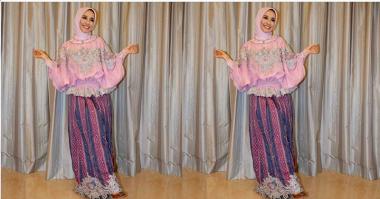 FOTO: Kenakan Baju Bodo, Laudya Chintya Bella Cantik bak Barbie