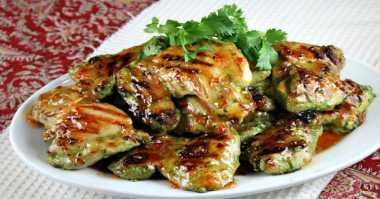 Resep Ayam Panggang Bumbu Ketumbar
