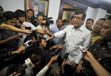 Menkumham Gelar Rapat Koordinasi dengan Kepala Kantor Wilayah se-Indonesia
