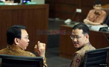 Jaksa KPK Cecar Sunny soal Rekaman Pembicaraan dengan Sanusi