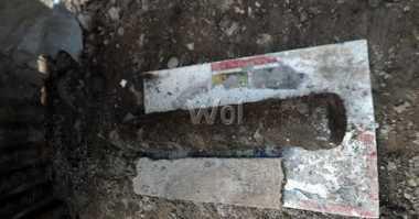 Warga Medan Termukan Mortir Peninggalan Belanda