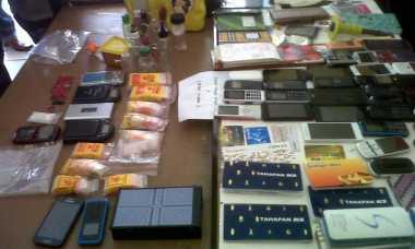 Pil Diduga Penetral Narkoba Ditemukan di Lapas Bentiring