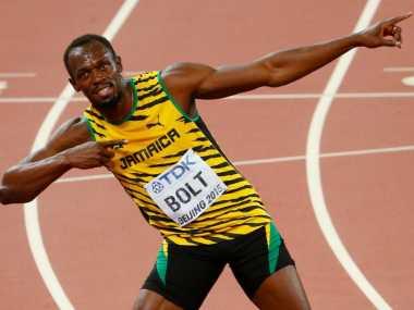Usain Bolt Berambisi Incar Tiga Emas di Olimpiade Rio 2016
