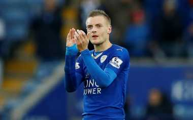 Tolak Pinangan Arsenal, Loyalitas Vardy Tuai Pujian Kapten Leicester