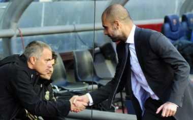 Guardiola: Kesuksesan Bakal Menyertai Karier Mourinho di Man United
