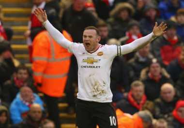 Gol Paling Berkesan untuk Rooney