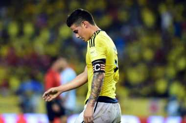 James Rodriguez Optimistis Kembali Bersinar di Madrid