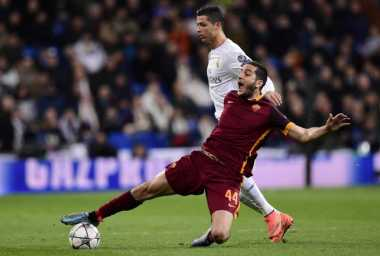 AS Roma Berharap Manolas Tidak Hengkang
