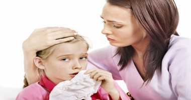 Cara Alami Redakan Batuk Pilek pada Anak