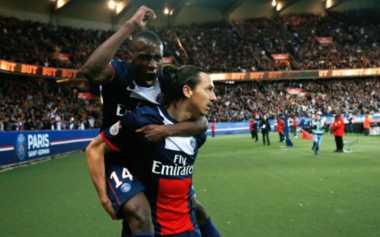 Emery Takkan Biarkan Matuidi Susul Ibrahimovic ke Man United
