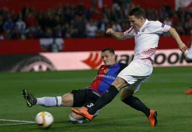 Barcelona Dilaporkan Capai Kesepakatan dengan Kevin Gameiro