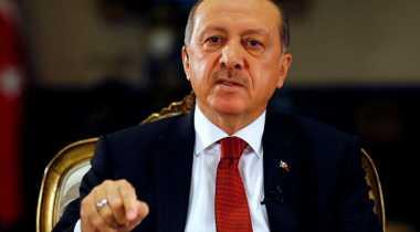 Erdogan Berdalih Hukuman Mati Pelaku Kudeta Permintaan Rakyatnya