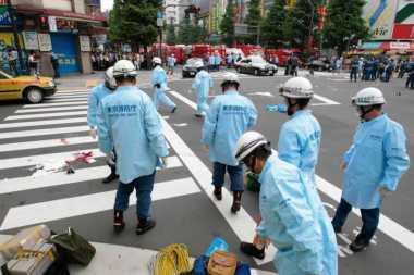 Sejarah Kelam Pembunuhan Massal di Jepang pada 1938-2016