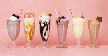 5 Langkah Bikin Milkshake Rumahan Selezat di Kafe